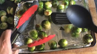 Roasted Brussels Sprouts - You Suck at Cooking (episode 12)