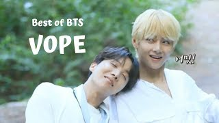 Best of BTS VOPE (Jhope & V)