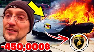 6 Most EXPENSIVE Things YouTubers Have DESTROYED! (FGTeeV, MrBeast, Jelly, Chad Wild Clay, Preston)