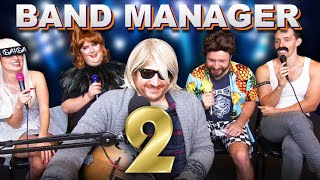 Still Rock Hard - Band Manager  Part 2